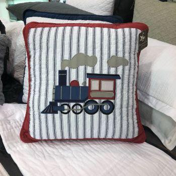 Square Train Cushion