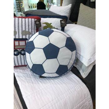 Round Football Cushion